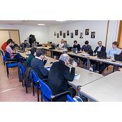 Reunión consorcio europeo FASTCOLD
