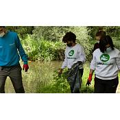 Un proyecto ambiental de la UBU sobre ríos, seleccionado por los Apadrinamientos Libera 2020