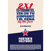 2x1 Universitario FH 2020