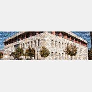 Mosaico 20 aniversario Biblioteca General