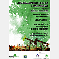cartel transición energética