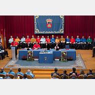 Lectura del Acuerdo del Consejo de Gobierno a cargo del Secretario General