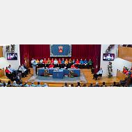 Laudatio del Excmo. Sr. D. Mario Vargas Llosa, a cargo del padrino, el Dr. Carlos Pérez González