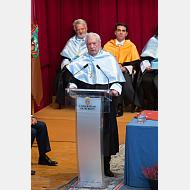 Intervención en el Aula Magna de la Universidad de Burgos del Excmo. Sr. D. Mario Vargas Llosa