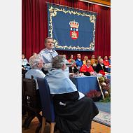Intervención en el Aula Magna de la Universidad de Burgos del Excmo. Sr. D. Iñaki Gabilondo
