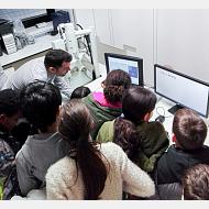 Visita laboratorios