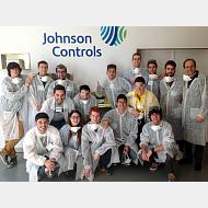 Visita alumnos EPS Johnson Controls