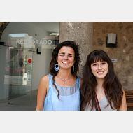 Becas PPACID 2017 Claudia Talledo Abascal Y Ángela Alonso Garrido