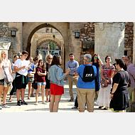 Estudiantes sordos Kentucky  - UBU