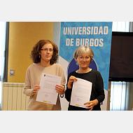 La UBU premia el esfuerzo divulgativo. Tercer premio