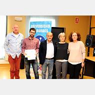 La UBU premia el esfuerzo divulgativo