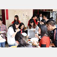 La UBU celebra el año nuevo chino