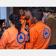 La UBU forma a profesionales panameños de los servicios de emergencias