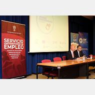 Encuentro para fomentar el espíritu emprendedor y la iniciativa empresarial