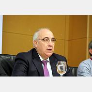 I Edición del Congreso Nacional de Trabajos de contenido ambiental. Jesús María Sendino Pedrosa