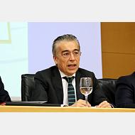 I Edición del Congreso Nacional de Trabajos de contenido ambiental. Roberto Sáiz Alonso