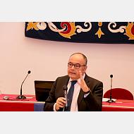 Director de la Agencia Estatal de Investigación (AEI) Enrique Playán Jubilar