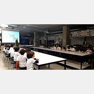 El Proyecto Europeo Life-Repolyuse promueve la investigación y el reciclaje en estudiantes de primaria