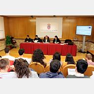 Alumnos Derecho visitan Bruselas