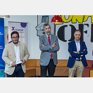 Entrega premios Explorer Burgos 2019 - Diego Herrera Carcedo/UBU