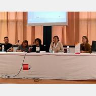 Meeting transnacional del proyecto europeo EURODDIP_E
