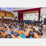 Ceremonia 25 aniversario UBU