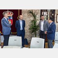 Firma convenio Universidad de Cambridge - Diego Herrera Carcedo/UBU