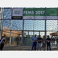 La UBU destaca en el Congreso Europeo de Microbiología