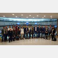 Visita al Parlamento Europeo