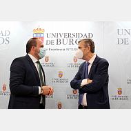 La Universidad de Burgos participará en los cursos de verano de la Universidad Santa Catalina de El Burgo de Osma