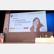 Conferencia María Blasco