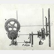 Mecanismo del telégrafo óptico