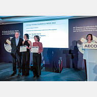 Noelia Sainz Alonso Premio AECOC 2018
