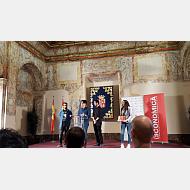 Parking Rent  segundo premio Semilla Empresarial de Castilla y León