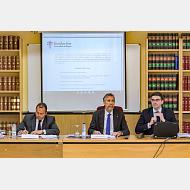 Pleno Patronato Fundación UBU - Diego Herrera/UBU