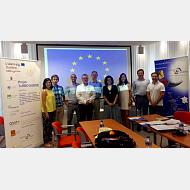 Reunión del Proyecto TURBO-SUDOE en Toulouse
