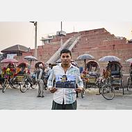 Premio del público:Volver a volver - Rodrigo Mena - Nepal, 2016