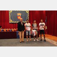 Equipo Campeón del Trofeo Rector CyL 2015 (Fútbol Sala Masculino)