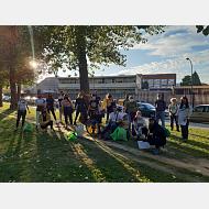 Voluntariado ambiental 08-10-2020 Foto de personas al aire libre