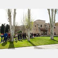 Puertas abiertas para conocer la Universidad de Burgos