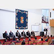 Mesa redonda para conmemorar el 20 aniversario de la creación de la Universidad de Burgos