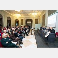 """Presentación del libro """"Hospitales de la Universidad de Burgos"""" en conmemoración del 20 aniversario de su creación"""