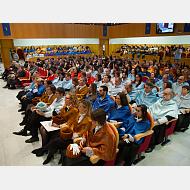 104 nuevos doctores se incorporan al Claustro de doctores de la Universidad de Burgos