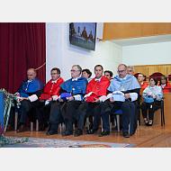 Ex rectores, decanos y directores de la Universidad de Burgos