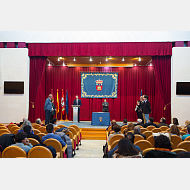 Toma de posesión de Catedráticos de Universidad y Profesores Titulares de Universidad. 20 de diciembre de 2017