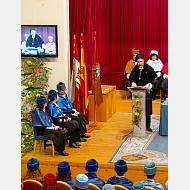 Gratulatoria del rector magnífico, doctor Manuel Pérez Mateos