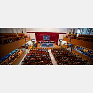 Aula Magna, 1 de marzo de 2019