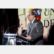 Intervención del presidente de la Junta de Castilla y León