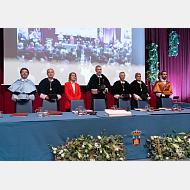 Acto solemne de apertura del curso académico 2019-2020
