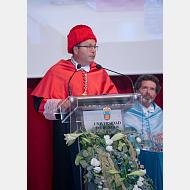 Memoria del curso académico 2018-2019 por el secretario general, don Miguel Ángel Iglesias Río